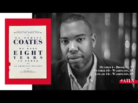 An Atlantic Exchange with Ta-Nehisi Coates