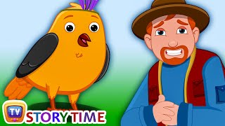 Birds & Hunter - Bedtime Stories for Kids in English | ChuChu TV Storytime