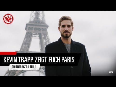 Mit Kevin Trapp in Paris | Adlerträger Teil 1