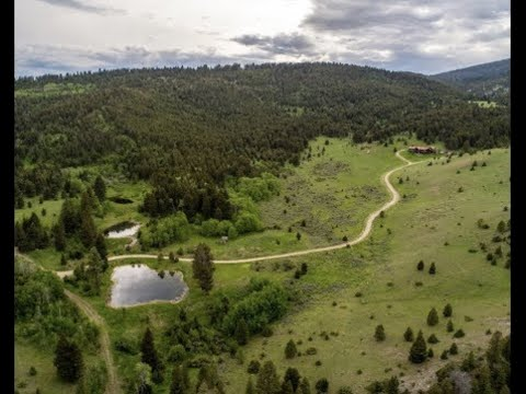Western Ranch Brokers Presents Greenhorn Hideout | Montana Ranches For Sale