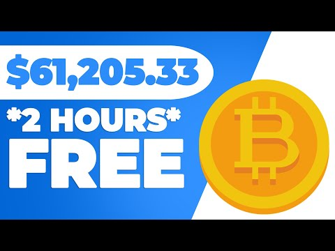Get FREE Bitcoin Using This NEW App! (Earn 1 BTC) Make Money Online