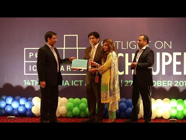 Intellihealth at P@SHA ICT Awards 2017