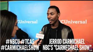 Jerrod Carmichael #CarmichaelShow at NBCUniversal's Winter 2016 Press TCA Tour #NBCU #TCAs