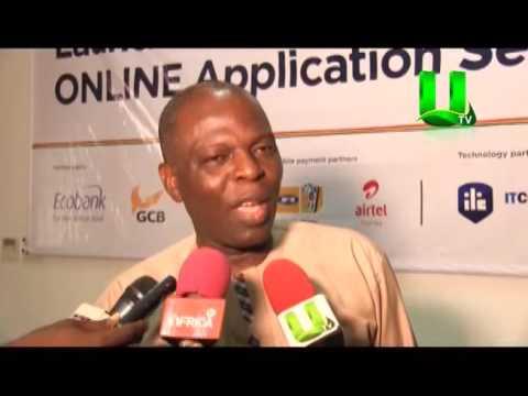 Ghana Launches Online Passport Application
