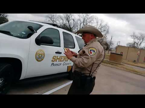 1st Amendment Audit - Parker County Sheriff's Office
