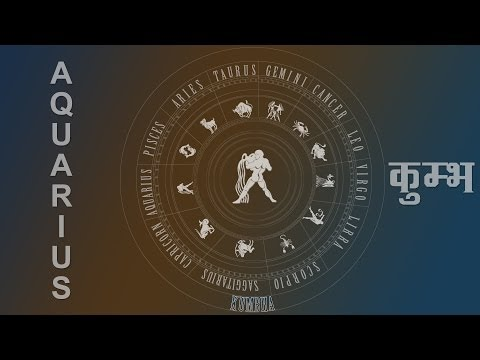 Kumbha Rashi (कुम्भ राशि) - Aquarius Personality Traits In Hindi