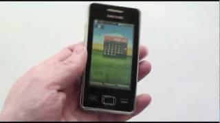 Samsung Star II - видеообзор ( s5260 ) от магазина Video-shoper.ru(, 2011-11-08T21:22:11.000Z)