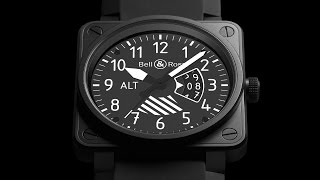 Bell & Ross Flight Instruments Collection