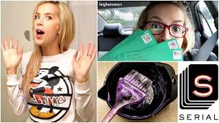 Serial Feelings + Lavender Hair! ♡ Weekend Vlog 2 (pt.1) Thumbnail