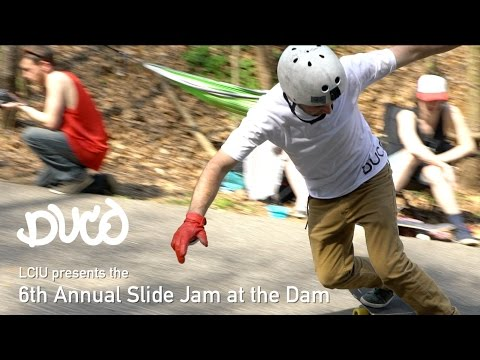 6th Annual Slide Jam at the Dam