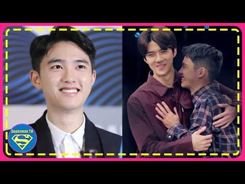 D.O Is Full Of Aegyos To His Members, You Can See It From The Teaser Of EXO's New Show