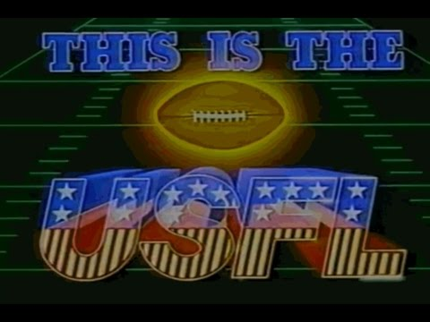 "1985: ""This is the USFL"" - Week 2"