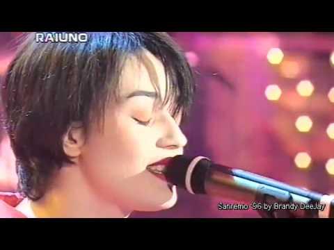 Carmen consoli amore di plastica sanremo 1996 prima - Carmen consoli diversi ...