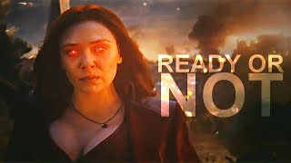 Wanda Maximoff || Ready Or Not