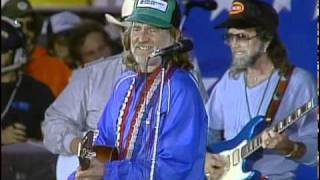 Willie Nelson - On the Road Again (Live at Farm Aid 1985)