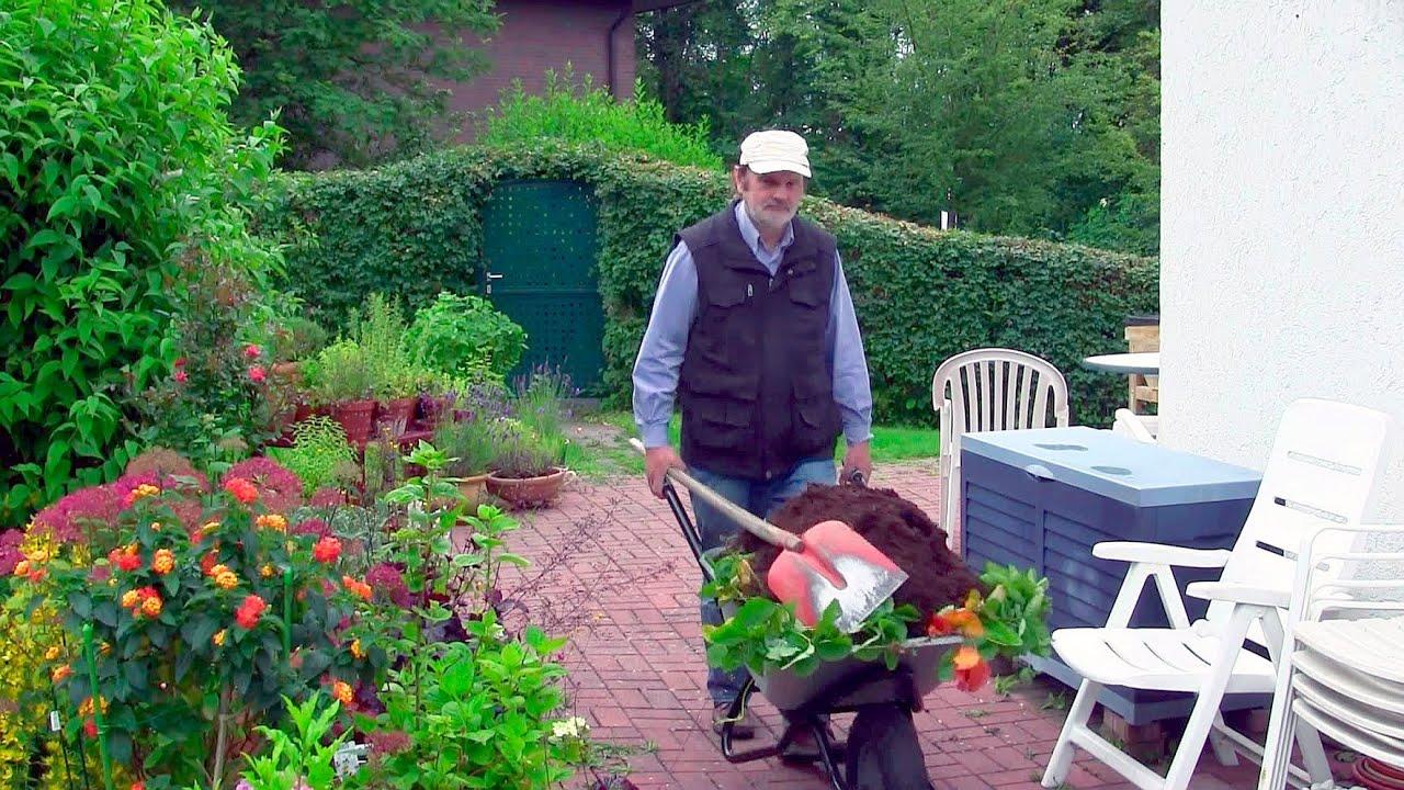 Kompost Herstellen Anwenden In Hochbeet Gewachshaus Film 36