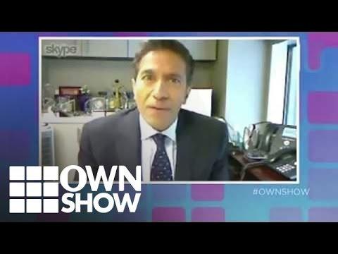 Dr. Sanjay Gupta #JustSayHello | #OWNSHOW | Oprah Online