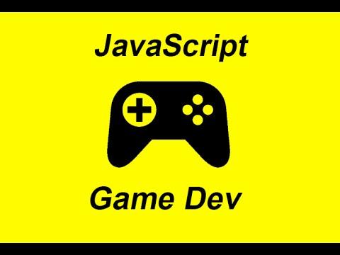 JavaScript HTML Game Development Tutorial 1 - Javascript Game Tutorial (Canvas)