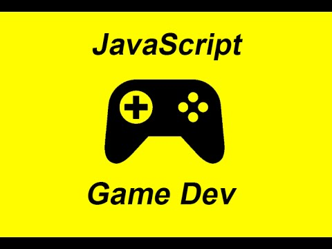JavaScript HTML Game Development Tutorial 1 - Setting Up HTML Canvas