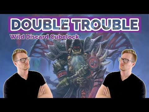 Hearthstone | Double Trouble | Wild Discard Cube Warlock | Rastakhan's Rumble