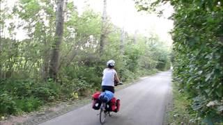Bike trip through The Netherlands
