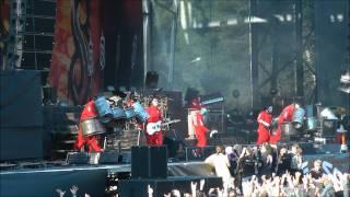 Slipknot  Sonisphere 2011(Slipknot returns) Greece Athens  17 June (HD )1080p