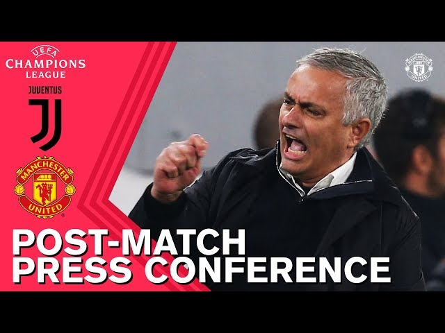 """Jose Mourinho """"This is a fantastic victory for us"""" 