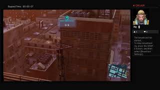 Spiderman 2 game play pt 3