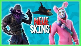 NEW OSTER SKINS LEAK! Raven, Easter Bunny, Glider, Backpacks & Much More | Fortnite Battle Royale