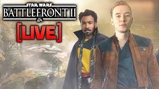⚡KESSEL & EXTRACTION ARE LIVE - Jetlagged Battlefront 2 Stream