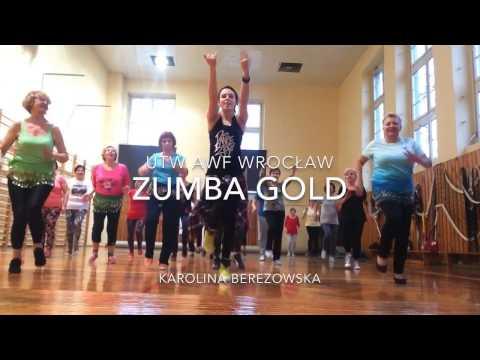 ZUMBA Gold – Lou Bega – Sweet like cola – UTW AWF Wrocław