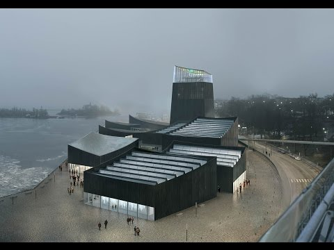 Guggenheim Helsinki 2016 - Biggest Architecture Competition in History