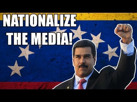 Bolivarian Revolution Fighting Back Against Bourgeois Media