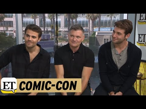 Tell Me A Story Creator And Cast Interview | Comic-Con 2018