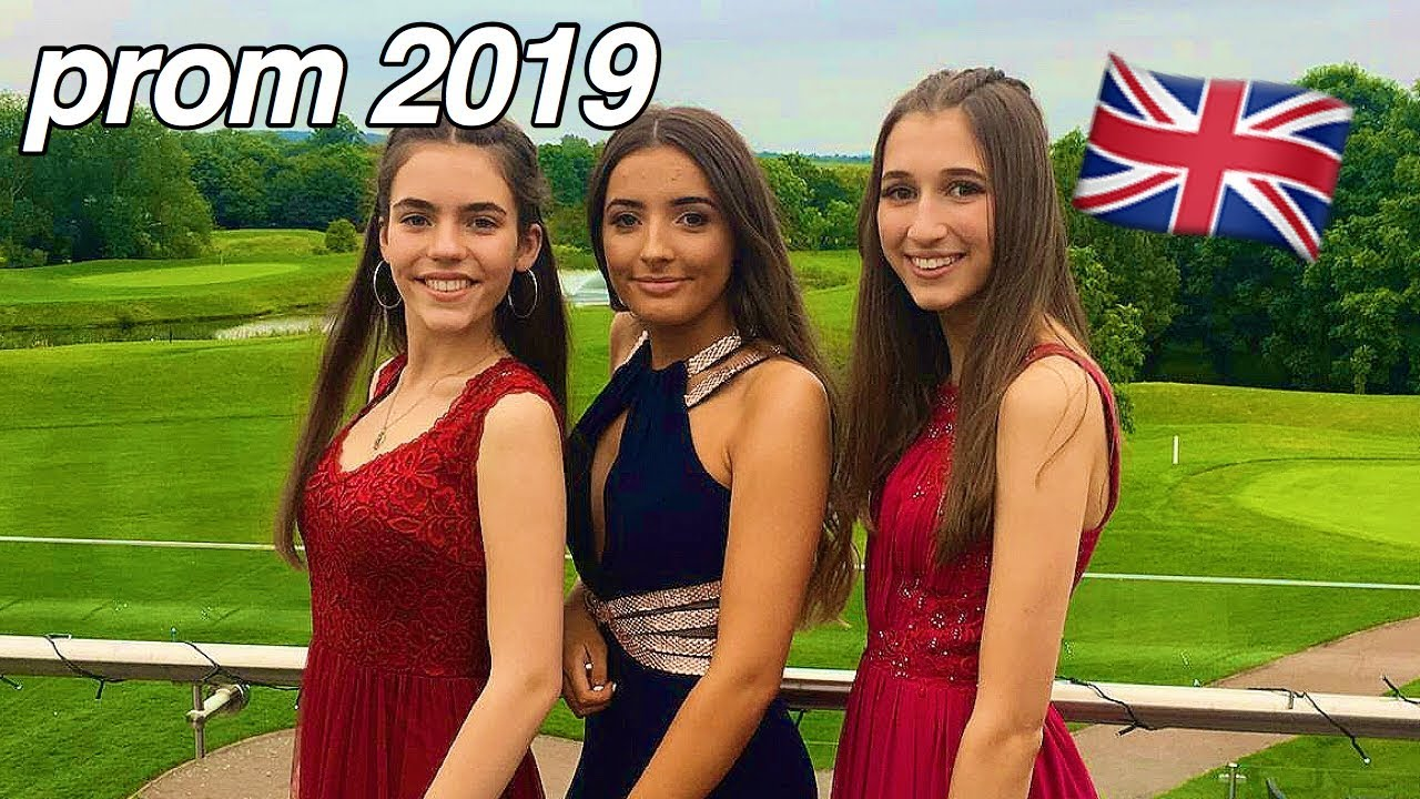 Download BRITISH YEAR 11 PROM + GRWM VLOG 2019   HAIR, MAKE UP, TAN & MORE