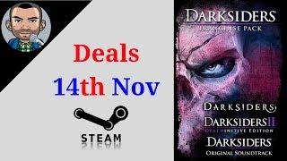 Steam Midweek Sales 14th Nov | Low Budget Gaming