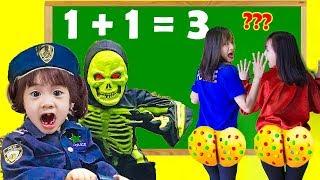 Kinderlieder und lernen Farben lernen Farben spielen Spielzeug in der Schule Kinderlieder Wort#4