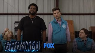 Max Explains His Time Travel Theory   Season 1 Ep. 15   GHOSTED