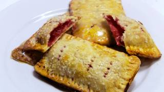 Pop-tarts Recipe: How To Make Pop-tarts/hand Pies