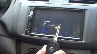 Android 5.1 Lollipop Car Stereo RQ0278E Rapid Start  /  Fast Boot Up within few seconds