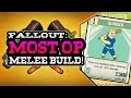 Most Overpowered build in Fallout 76! PVP & PVE