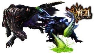 Monster Hunter 4 - (モンスターハンター 4 ) - 3DS - DLC ONLINE 3☆- Brachydios / Goa Magara(Monster Hunter 4 (モンスターハンター 4 ) - Gameplay - Nintendo 3DS - JUMP Brachydios ブラキディオス / Goa Magara ゴア・マガラ - Guild Hall DLC - ONLINE ..., 2013-10-04T15:39:38.000Z)