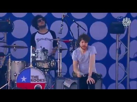 The Kooks Lollapalooza Chile 2015 Full Concert