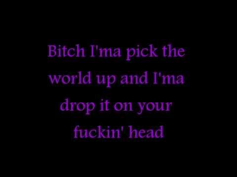 Lil Wayne ft Eminem- Drop the World Lyrics