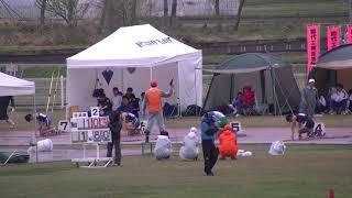 2013.5.11 第57回 秋田県北高校総体陸上 男子200m 決勝