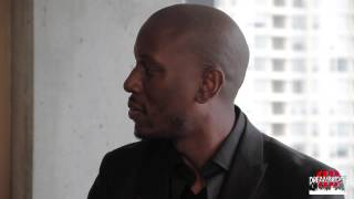 MANOLOGY INTERVIEW WITH TYRESE GIBSON & REV.RUN