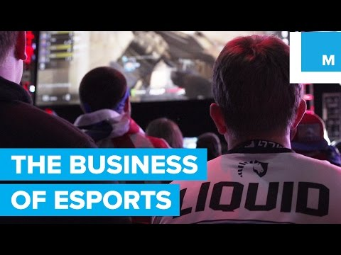 The Business of Esports: Investing in Team Liquid - No Playing Field