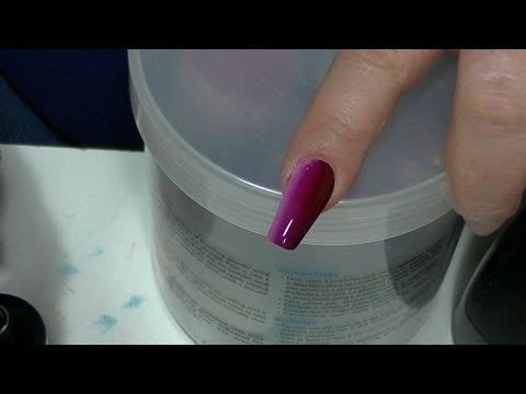 Nails effetto sfumato,Shade Effect in Gel