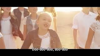 """Gambar cover Baruu..LIRYC dan TERJEMAHNYA """"I Want Something Just Like This"""" Cover By One Voice Children's Choir"""