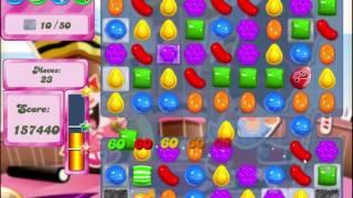 Candy Crush Saga Level 385 Hard Level